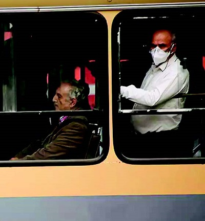 ناوگان اتوبوسرانی شهر تهران خستهتر و فرسودهتر از گذشته