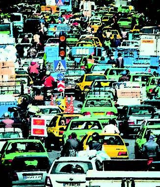 حمل و نقل عمومی پایتخت در آستانه فروپاشی