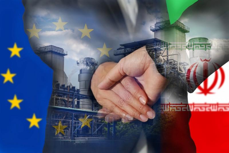 تجارت ایران و اتحادیه اروپا