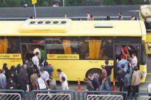 اجرای مصوبات قبلی دولت، شاه کلید قفل نوسازی اتوبوسرانی