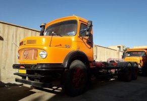 الزامات نوسازی ناوگان حملونقل جادهای کشور با کامیون بومی