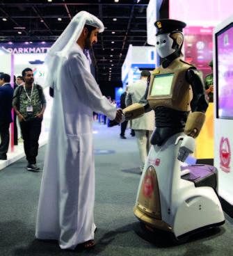 امارات متحده عربی و هوش مصوعی