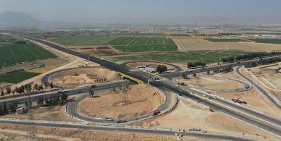 افتتاح آزادراه جدید غدیر و کمک به کاهش بار ترافیکی اتوبان تهران کرج