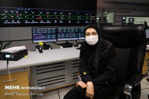 نخستین لحظه ورود به مرکز فرمان مترو تهران را هرگز فراموش نمیکنم