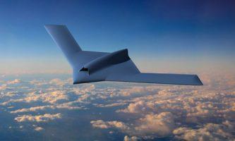 ردپای سریترین پهپاد آمریکایی در آسمان کشف شد